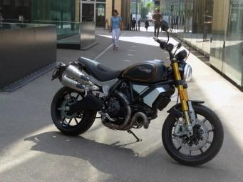 @Ducati Scrambler 1100 - 2
