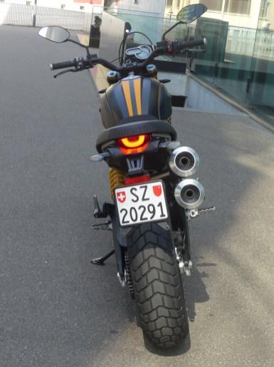 @Ducati Scrambler 1100 - 7