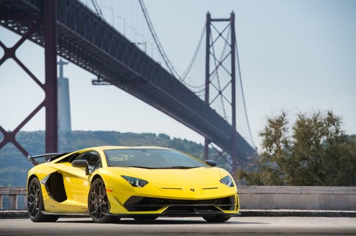 @Lamborghini Aventador SVJ - 3