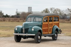@1940 Ford Marmon-Herrington Standard Station Wagon - 11