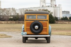 @1940 Ford Marmon-Herrington Standard Station Wagon - 12