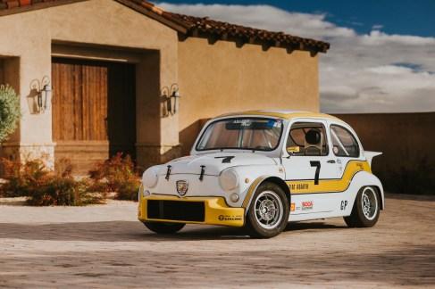 @1967 FIAT-ABARTH 1000TC BERLINA CORSA - 1