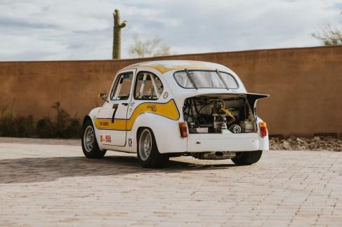@1967 FIAT-ABARTH 1000TC BERLINA CORSA - 3