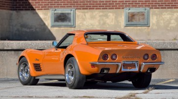 @1971 CHEVROLET CORVETTE ZR2 CONVERTIBLE - 13