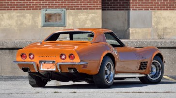 @1971 CHEVROLET CORVETTE ZR2 CONVERTIBLE - 3
