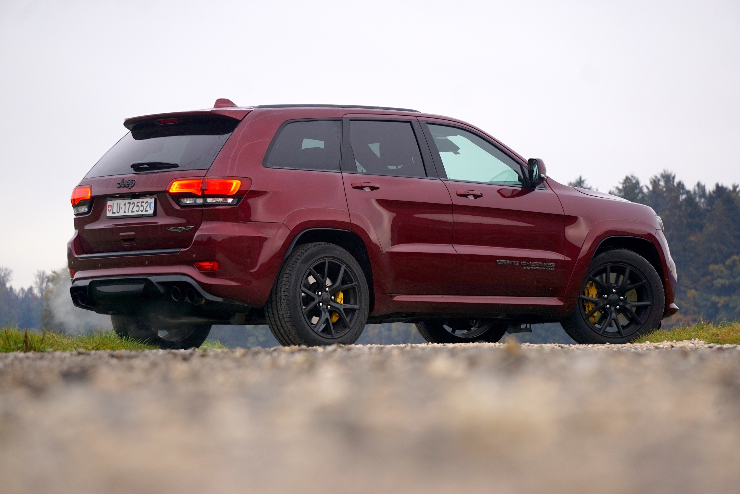 Jeep Grand Cherokee New Review