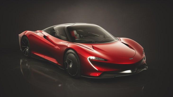 @McLaren Speedtail - Details - 1