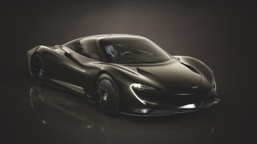@McLaren Speedtail - Details - 5