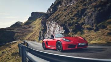 @Porsche 718 T - 8