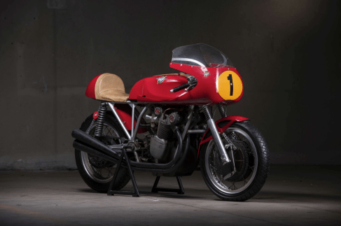 1972 MV Agusta 750 S John Surtees Tribute-3