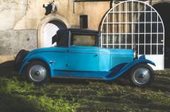 @1928 Voisin C11 Cabriolet Valse bleue - 2