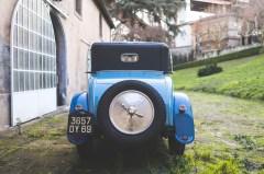 @1928 Voisin C11 Cabriolet Valse bleue - 3