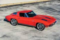 @1963 Chevrolet Corvette Sting Ray Z06 'Big Tank' Split-Window Coupe - 2