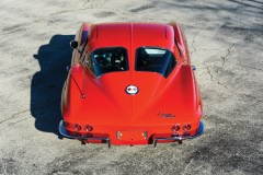 @1963 Chevrolet Corvette Sting Ray Z06 'Big Tank' Split-Window Coupe - 7