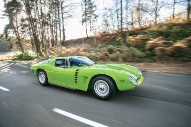 @1965 Iso Grifo A3-C Stradale-B0216 - 22