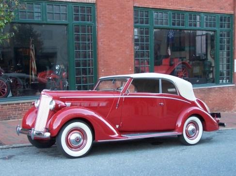 @Graber-1937 PACKARD 115-C CABRIOLET - 1