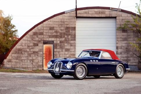@Maserati A6G Frua Spider, 1952 - 8