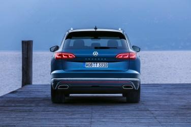 @VW Touareg-Test - 2
