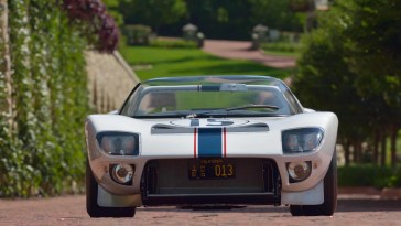 @1965 FORD GT COMPETITION PROTOTYPE ROADSTER - 24