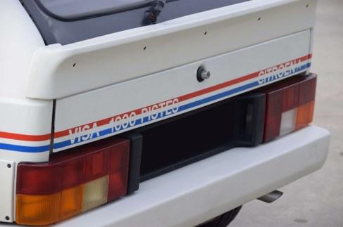 @1984 Citroën Visa 1000 Pistes - 10