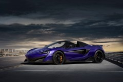 McLaren 720S Spider and 600LT Spider Global Test Drive - Arizona - Jan-Feb 2019