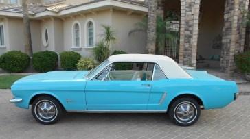 @1964 Mustang 170ci - 2