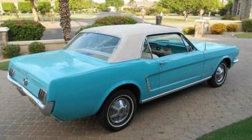 @1964 Mustang 170ci - 5