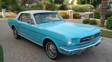 @1964 Mustang 170ci - 8