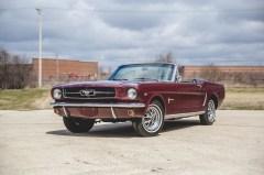 @1964 Mustang 260ci - 2