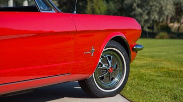 @1965 FORD MUSTANG CONVERTIBLE-200 - 11