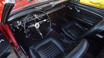 @1965 FORD MUSTANG CONVERTIBLE-200 - 4