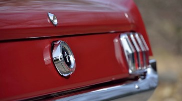 @1965 FORD MUSTANG CONVERTIBLE-289 - 20