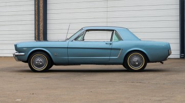 @1965 FORD MUSTANG Coupé-289 - 2