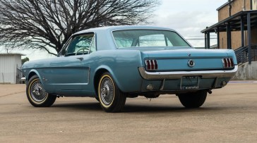 @1965 FORD MUSTANG Coupé-289 - 3