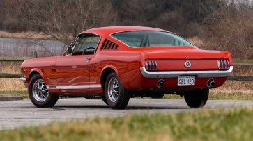 @1965 FORD MUSTANG GT FASTBACK-289 - 3