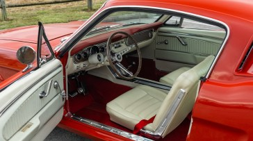 @1965 FORD MUSTANG GT FASTBACK-289 - 4