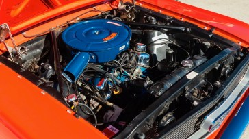 @1966 FORD MUSTANG CONVERTIBLE - 7