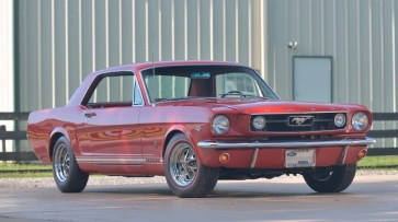 @1966 FORD MUSTANG GT-Coupé - 12