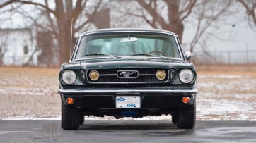 @1966 FORD MUSTANG GT FASTBACK - 14