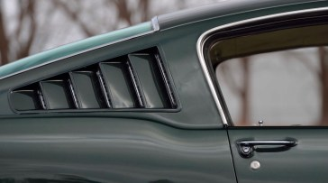 @1966 FORD MUSTANG GT FASTBACK - 16