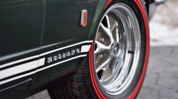 @1966 FORD MUSTANG GT FASTBACK - 18