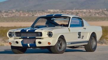 @1965 SHELBY GT350R PROTOTYPE - 1