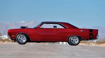 @1969 DODGE DART SWINGER CONCEPT CAR - 10