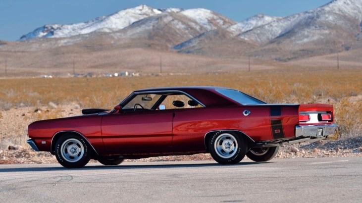 @1969 DODGE DART SWINGER CONCEPT CAR - 14