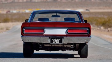 @1969 DODGE DART SWINGER CONCEPT CAR - 20