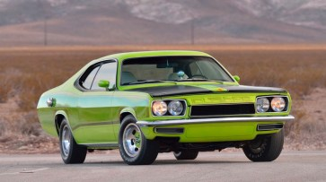 @1970 PLYMOUTH DUSTER RAPID TRANSIT - 12