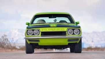 @1970 PLYMOUTH DUSTER RAPID TRANSIT - 14