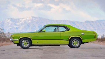 @1970 PLYMOUTH DUSTER RAPID TRANSIT - 8