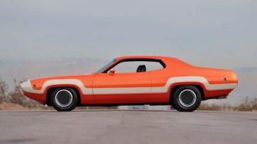 @1971 PLYMOUTH ROAD RUNNER RAPID TRANSIT - 8