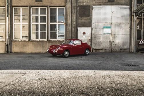 @Fiat Abarth 500 GT Coupé Zagato - 10